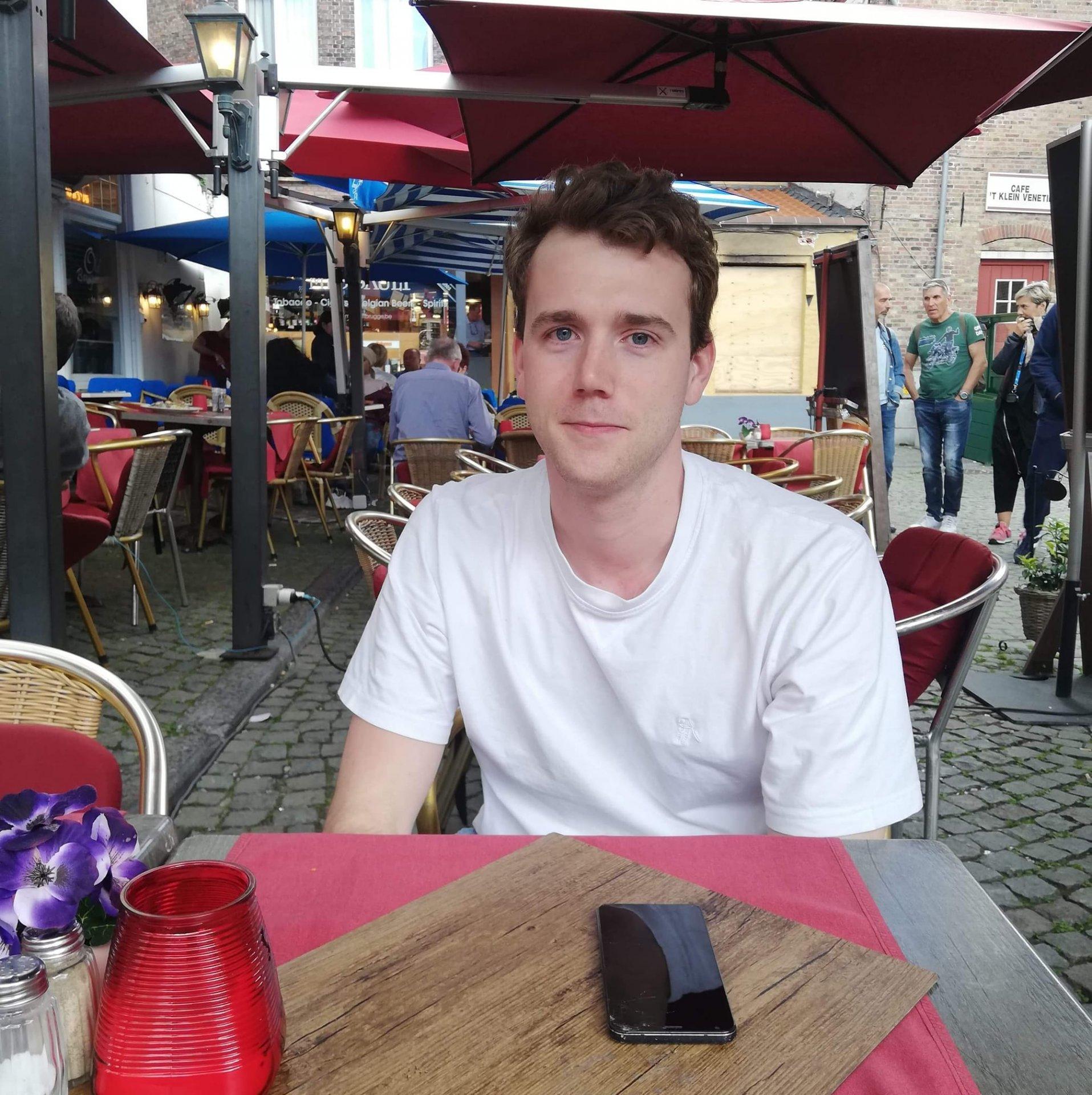 MobyDuck aus West-Vlaanderen,Belgien